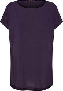Fioletowa bluzka Opus w stylu casual