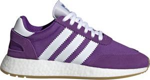 Fioletowe buty damskie Adidas, kolekcja wiosna 2020