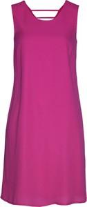 Sukienka bonprix bpc selection w stylu casual bez rękawów mini