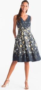 Sukienka YESSICA w stylu casual midi z bawełny