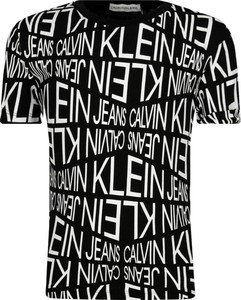 Koszulka dziecięca Calvin Klein z krótkim rękawem