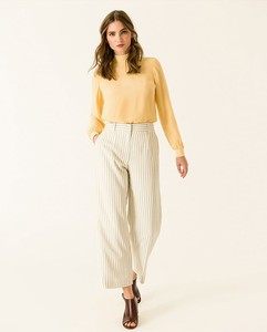 Spodnie Ivy & Oak w stylu retro