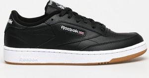 Buty Reebok Club C 85 (black/white/gum)