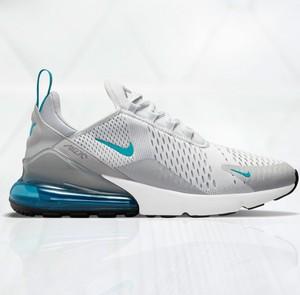Buty sportowe Nike sznurowane air max 270 w sportowym stylu