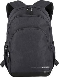 Czarny plecak Travelite