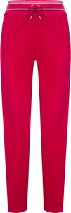 Spodnie sportowe Pinko z dresówki w młodzieżowym stylu