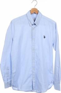 Koszula U.S. Polo z bawełny