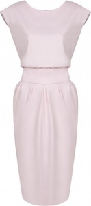 Różowa sukienka Kasia Miciak design