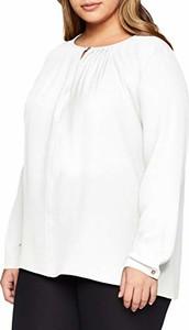 a598f00887 bluzki białe wizytowe dla dziewczynek - stylowo i modnie z Allani