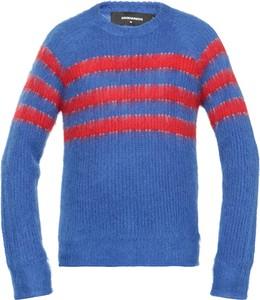 Niebieski sweter Dsquared2