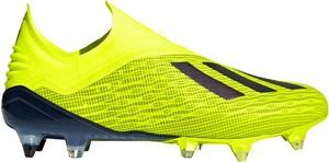 Żółte buty sportowe Adidas