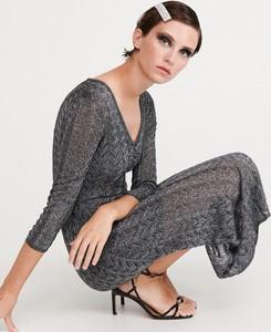 Sukienka Reserved w stylu casual maxi