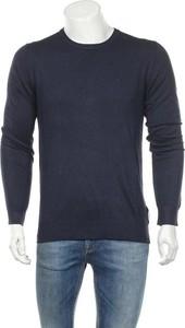 Niebieski sweter Lindbergh w stylu casual