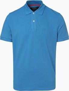 Niebieska koszulka polo Mc Earl