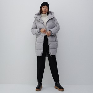 Płaszcz Reserved w stylu casual krótki