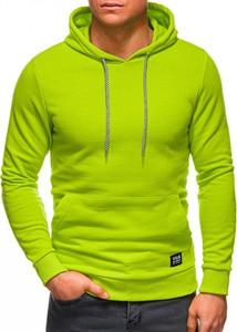 Zielona bluza Edoti z bawełny