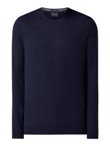 Sweter Christian Berg w stylu casual z jedwabiu