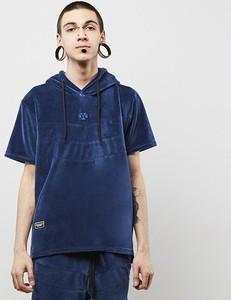 Niebieska bluza Backyard Cartel w młodzieżowym stylu