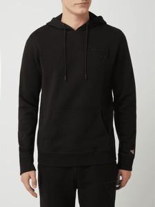 Czarna bluza Guess Activewear w młodzieżowym stylu