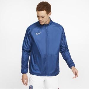 Niebieska kurtka Nike w sportowym stylu