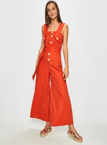 Kombinezon Answear w stylu retro z tkaniny
