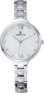 Zegarek damski Daniel Klein 11957 - srebrny