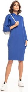 Sukienka Tessita z długim rękawem z bawełny