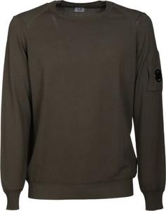 Sweter C.P. Company z okrągłym dekoltem