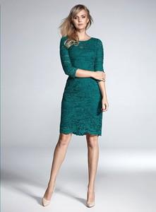 Zielona sukienka Marselini