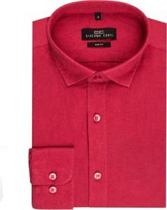 Czerwona koszula giacomo conti