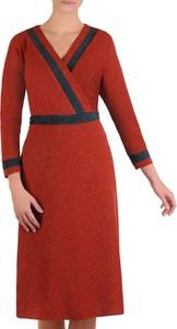 9abc224543 czerwona sukienka bershka - stylowo i modnie z Allani