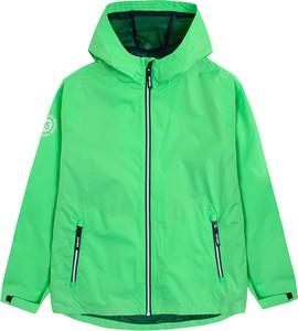 Zielona kurtka dziecięca Cool Club dla chłopców