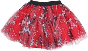 Czerwona spódniczka dziewczęca Monnalisa