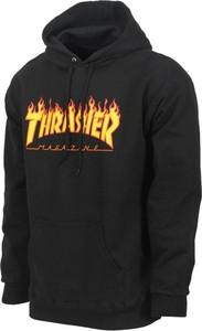 Brązowa bluza Thrasher w młodzieżowym stylu