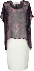 Sukienka Fokus w stylu casual midi z tkaniny