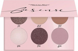 Pierre Rene, Six'th Sense, paletka cieni do powiek, 03 Galactic Stones, 7.8g