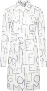 Sukienka Tommy Hilfiger w stylu casual z długim rękawem mini