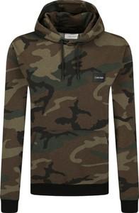 Bluza Calvin Klein w militarnym stylu