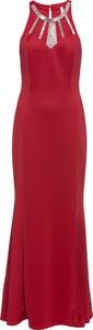 Czerwona sukienka bonprix BODYFLIRT boutique