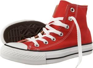 47efbeb3428 Czerwone buty męskie Converse, kolekcja wiosna 2019