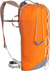 Pomarańczowy plecak męski simond