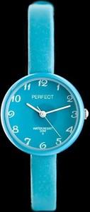 ZEGAREK DZIECIĘCY PERFECT E233 (zp796b) - Niebieski