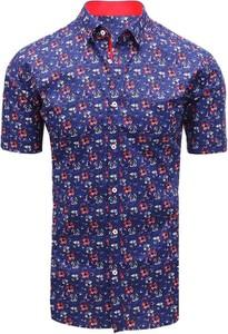 Koszula Dstreet z bawełny z kołnierzykiem button down