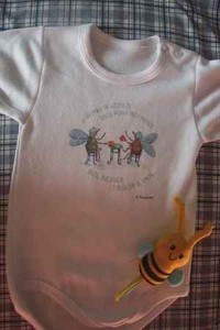 Body niemowlęce Rymowanki