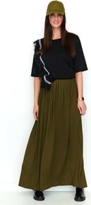 Spódnica Makadamia maxi w stylu casual