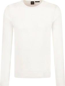 Sweter BOSS Casual z kaszmiru w stylu casual