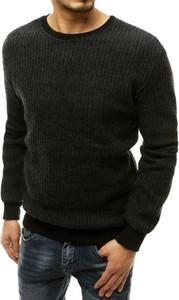 Czarna bluza Dstreet w stylu casual