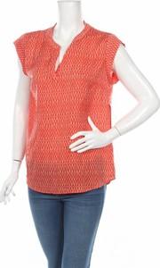 Pomarańczowa bluzka Hilary Radley w stylu casual