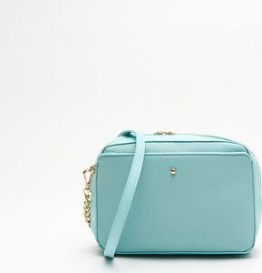 Niebieska torebka Cropp