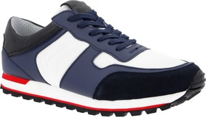 Buty sportowe Hackett London sznurowane
